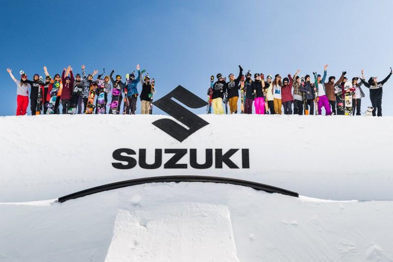 Suzuki Nine Queens – Day 6 Contest