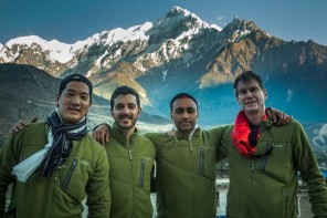 Augenarzt-Expedition in Nepal