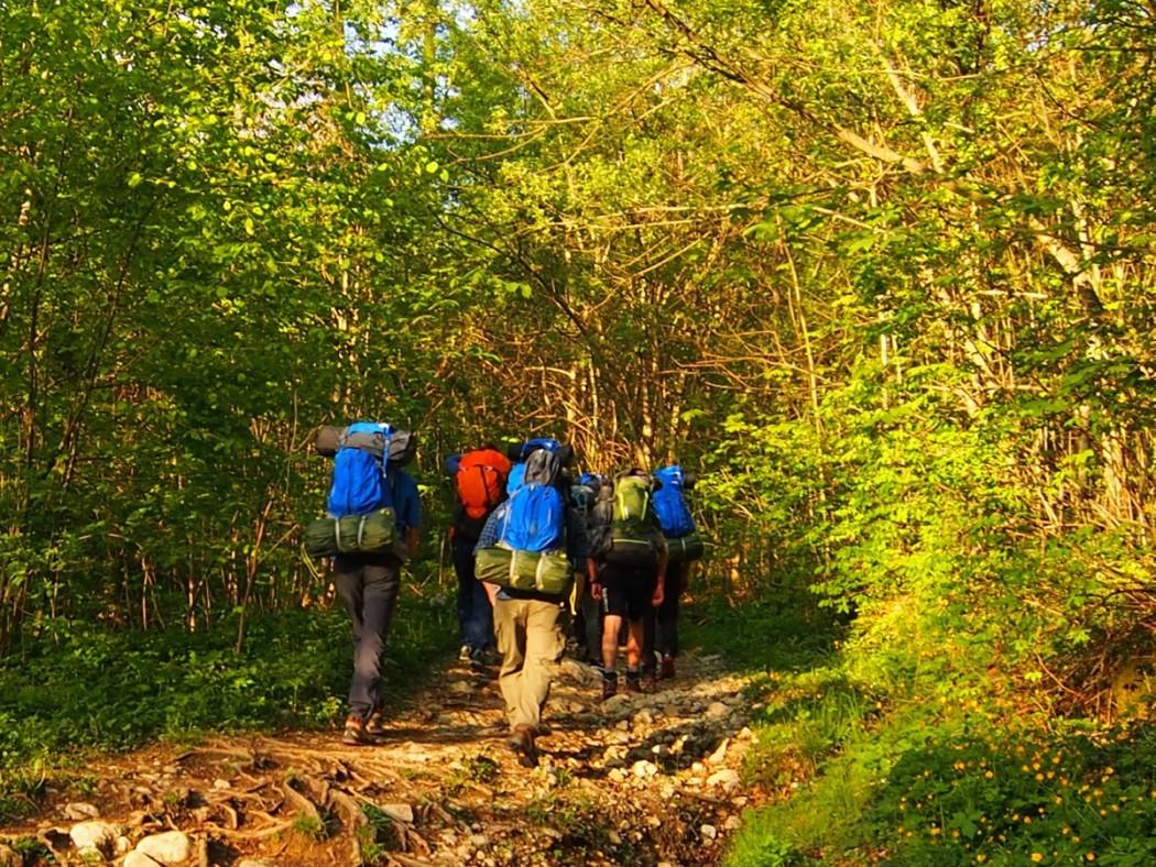 Five to Nine Hiking