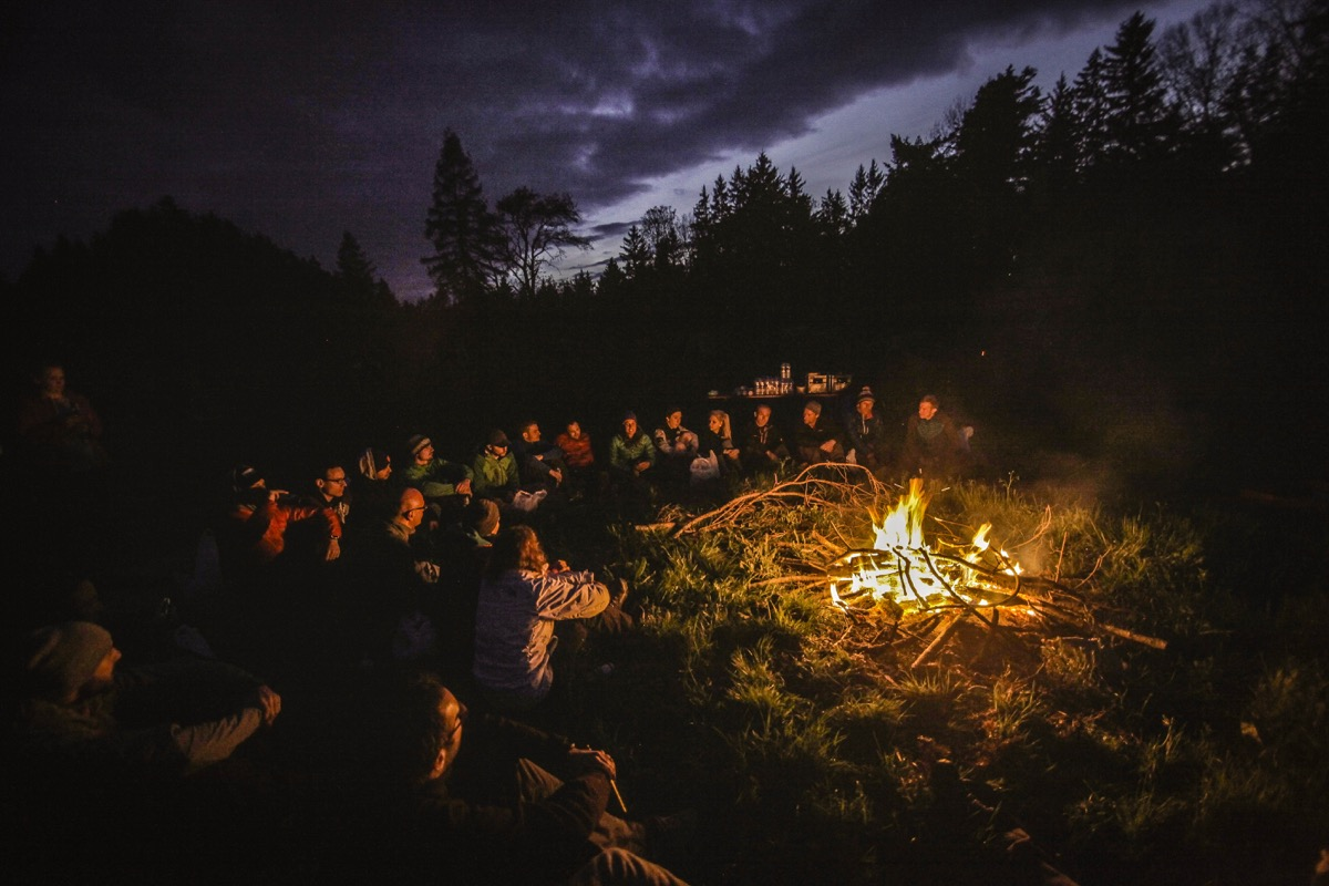 FIVE TO NINE - NIGHT HIKES - The North Face