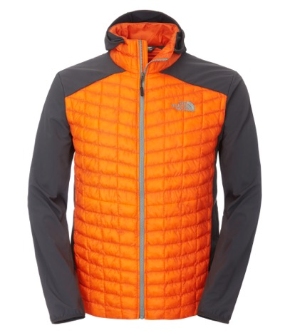 FIVE TO NINE - Thermoball Micro Hybrid Jacket - The North Face