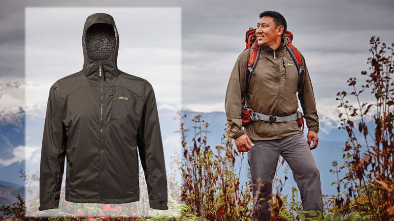 Sherpa Tufan Jacke Outdoor Elements