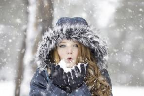 Der Winter wird warm Outdoor Elements