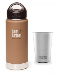 #BringYourOwn Klean Kanteen Wide Insulated