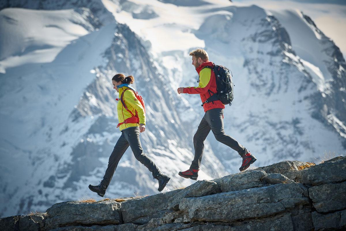 Mammut Alpencross