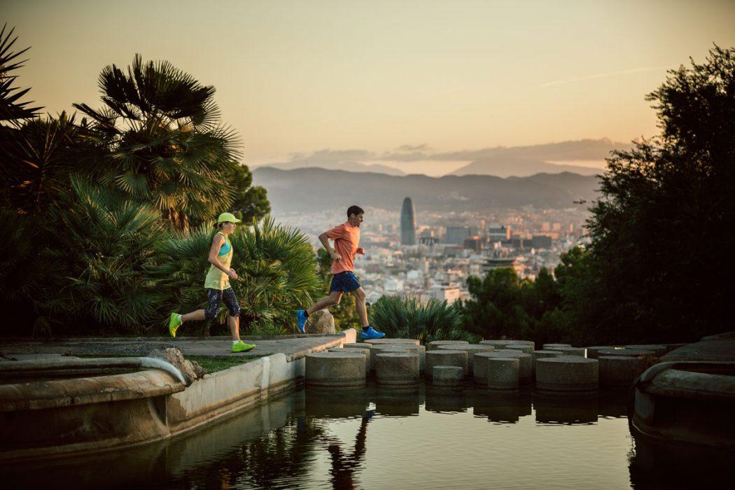 Barcelona Running