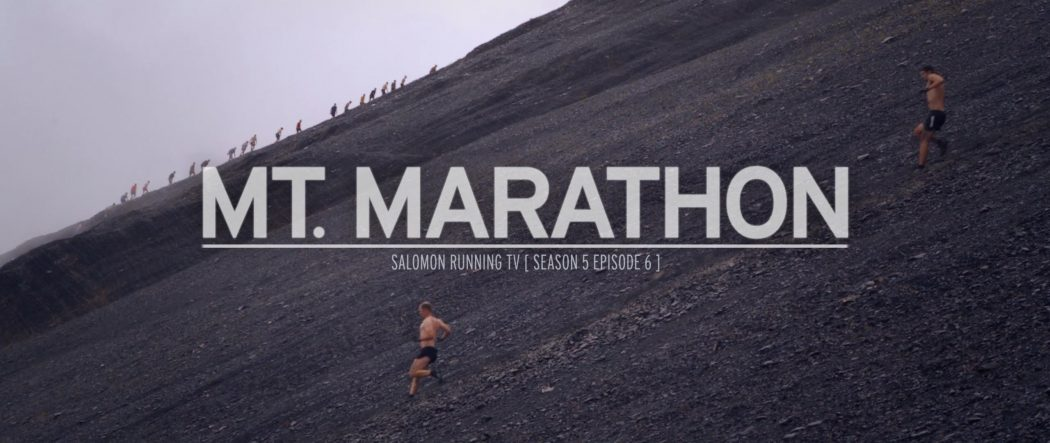 Mount Marathon Salomon Running TV