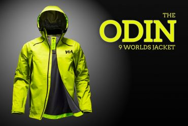 Odin 9 Worlds Jacket