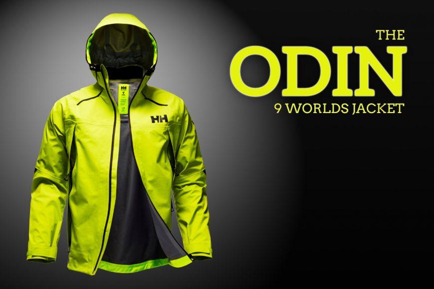 Odin 9 Worlds Jacket