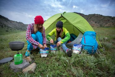 360° Outdoor Kitchen beim TNF Mountain Festival