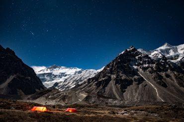 Vortrag mit Hannes Künkel: WINTERTREKKING IM HIMALAYA