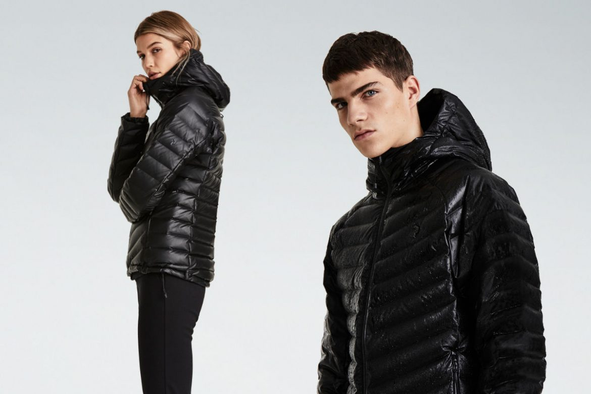 Frost Dry Down Jacket