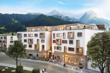 Moun10 entsteht in Garmisch-Partenkirchen