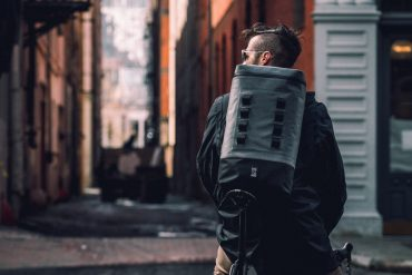 Chrome Industries Backpack im Kanister-Look