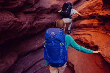 Cooler und neuer Rucksack für Kids