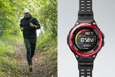 Casio präsentiert die Pro Trek WSD-F21HR Smartwatch