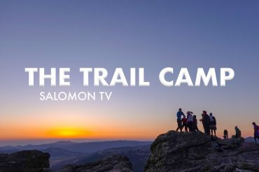 Salomon Trail Camp