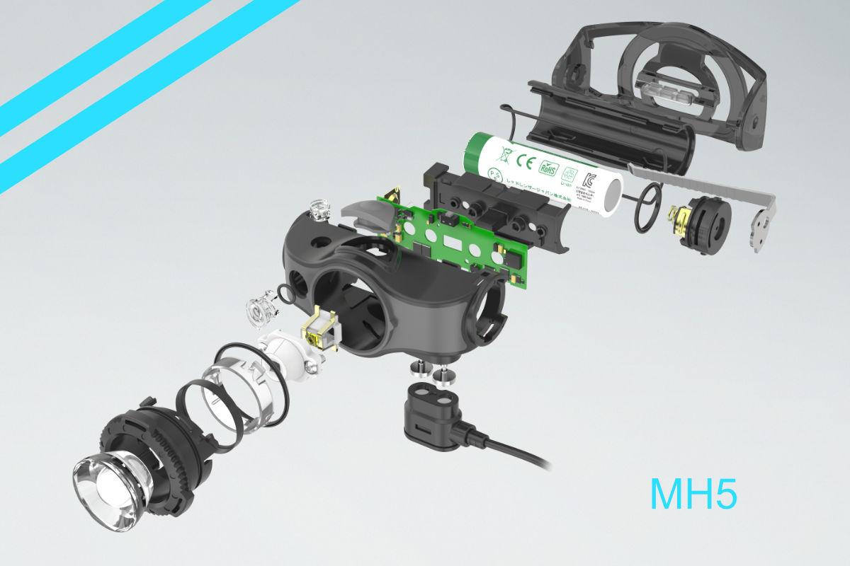 Ledlenser MH5