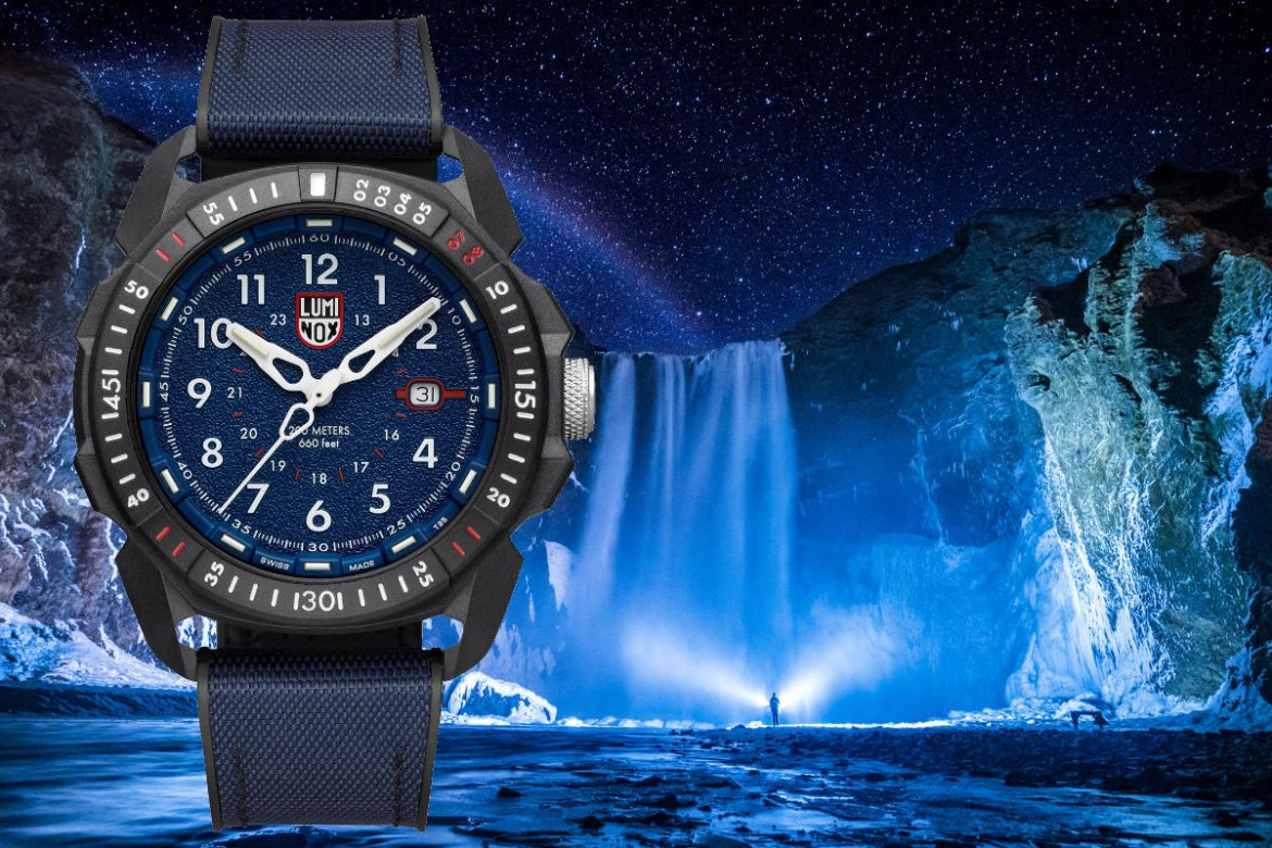 Luminox ICE-SAR