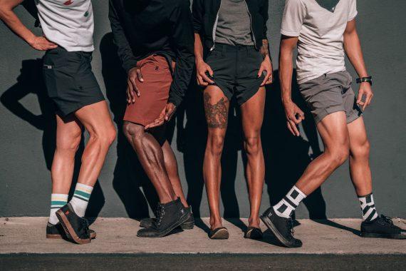 Chrome Shorts