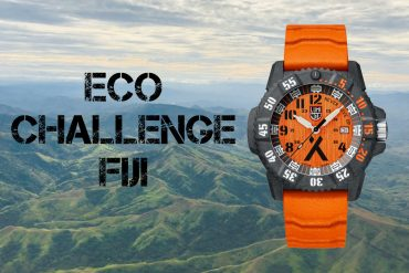 Luminox x Eco-Challenge Fiji
